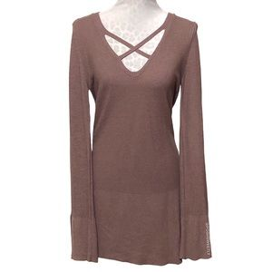 Free People Criss Cross Tunic
